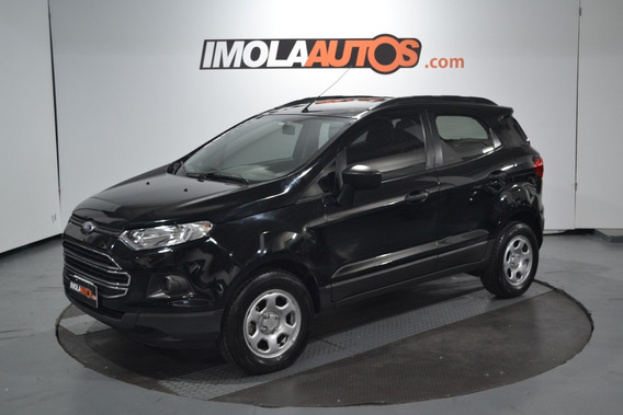 Ford Ecosport 1.6 Se M/t 2013 -imolaautos-
