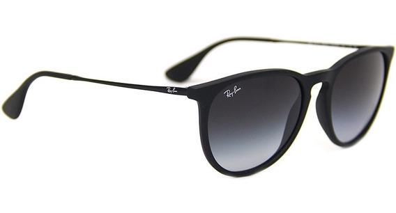 Óculos De Sol Ray Ban Erika Rb4171 Varias Cores...