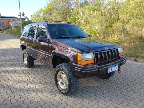 Jeep Grand Cherokee Limited V8 5.2