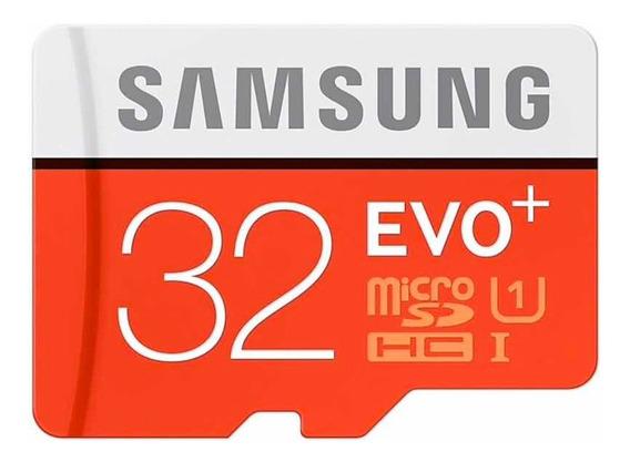 Microsdxc Uhs-i Evo Plus Memory Card 32 Gb
