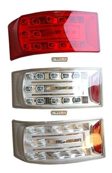 Conjunto De Lanternas Traseira Comil Campione 2011