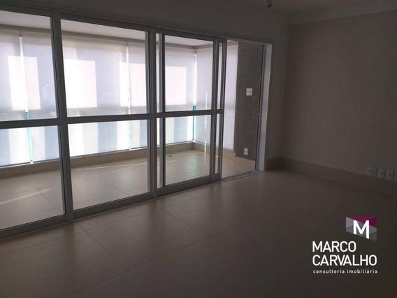 Apartamento Com 3 Dormitórios Para Alugar, 125 M² Por R$ 3.200,00/mês - Barbosa - Marília/sp - Ap0241