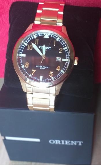Relógio Masculino Orient Analógico 5atm