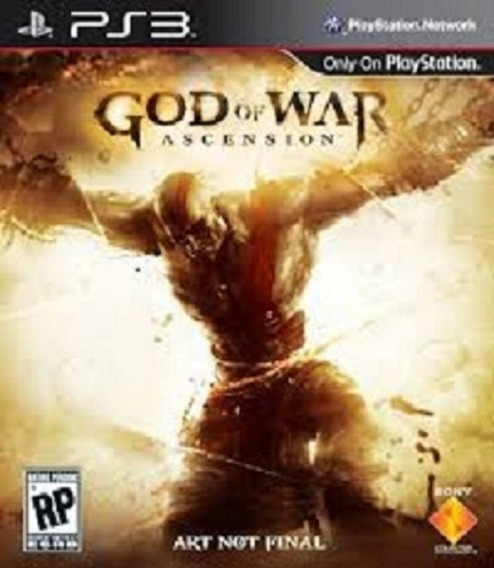 God Of War Ascencion - Ps3 - Psn - Original Em Midia Digital