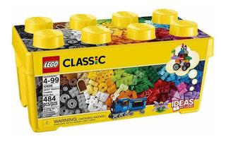 Lego Classic Caja De Ladrillos Creativos Mediana 10696