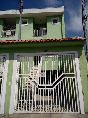 Maravilhoso Sobrado De 3 Dormitório Na Cidade A E Carvalho - So13935