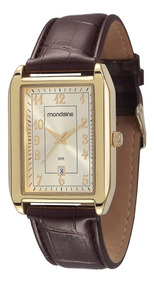 Relógio Mondaine Social Quadrado 83285gpmvdh1