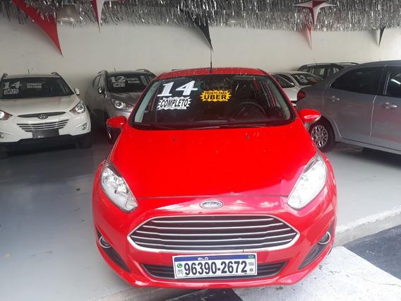 Ford Fiesta 1.6 Se 2014