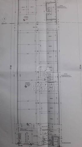 Cobertura À Venda, 98 M² Por R$ 480.000,00 - Campestre - Santo André/sp - Co4253