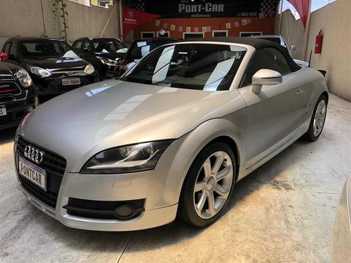 Audi Tt 2.0 Tfsi Roadster 16v Gasolina 2p S-tronic 2009/2009