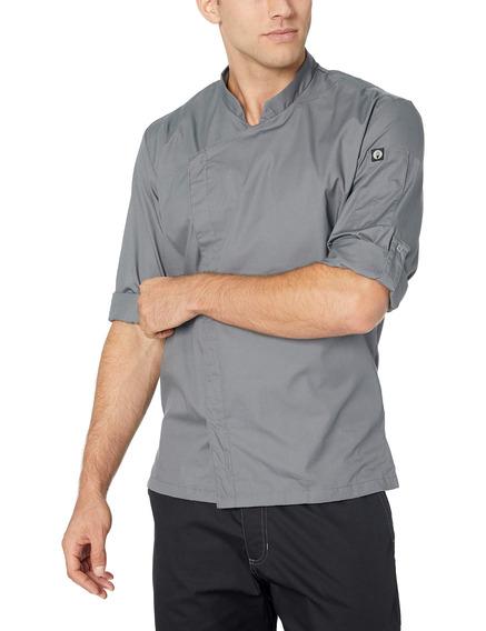 Chef Works Lansing Chef - Abrigo Para Hombre