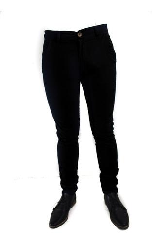 Pantalon Penguin De Gabardina Corte Chino