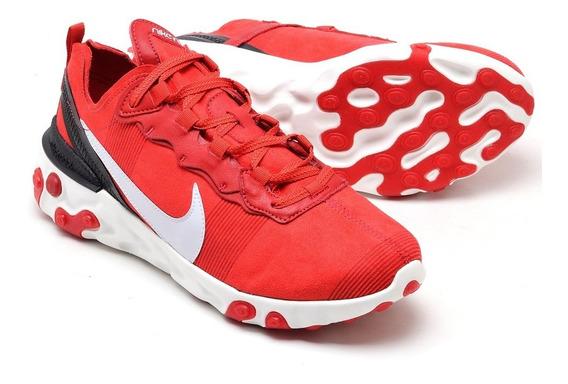 Tenis Masculino Esportivo Element 55 \ Vermelho Super Barato