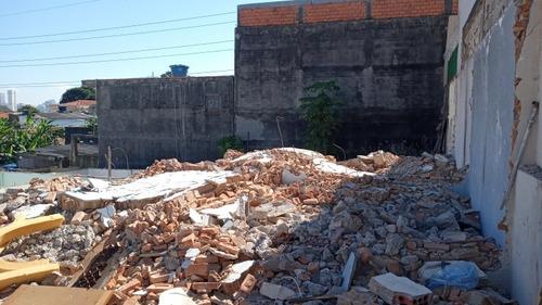 Carapicuíba Centro Aluguel Terreno 250 M2