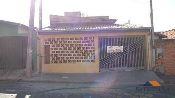 Salão Comercial Para Venda E Locação, Jardim Campo Belo, Limeira. - Sl0014