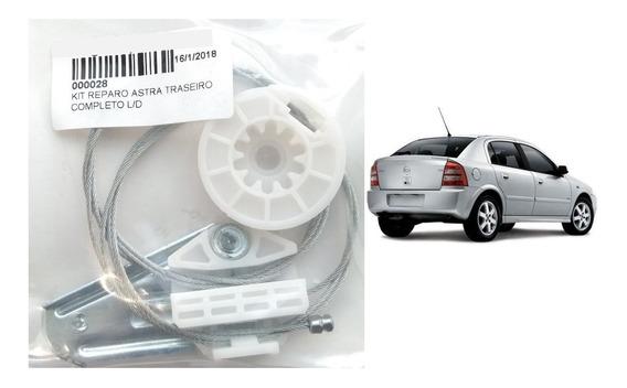 Kit P/ Reparo Maquina Vidro Eletrico Astra Traseiro L/d