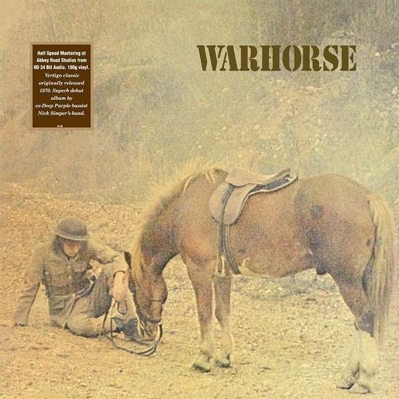 Warhorse - Warhorse Lp (lacrado)