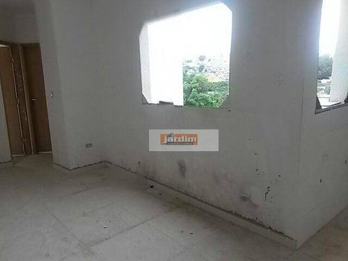 Cobertura  Residencial À Venda, Vila Vitória, Santo André. - Co0567