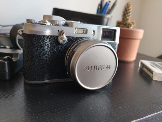 Câmera Mirrorless Fuji X100