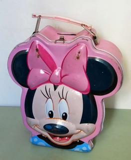 Lata Alcancía Minnie Mouse