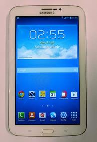 Tablet Samsung Galaxy Tab 3 Sm-t211 8gb Wi-fi + 3g Branco