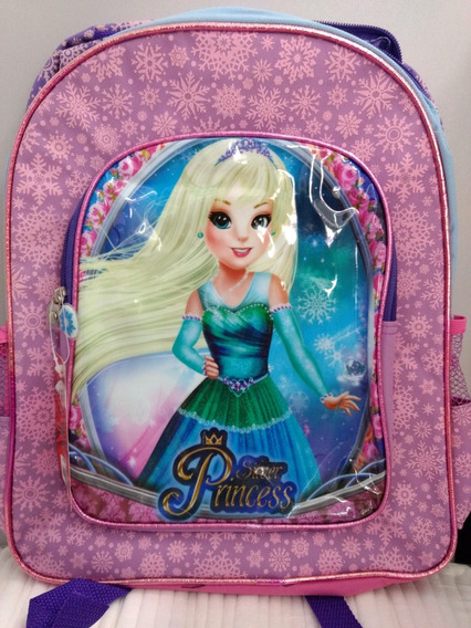 Mochila Top Wild Princess