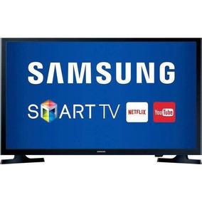 Smart Tv Led 32 Samsung 32j4300 Hd Com Conversor Digital.