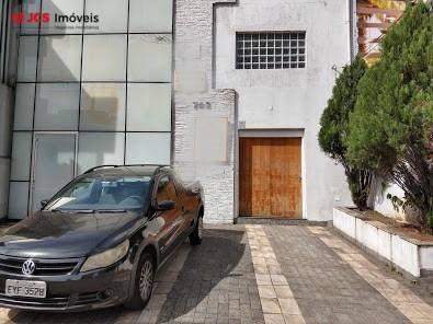 Sobrado Para Alugar, 500 M² Por R$ 10.000/mês - Pacaembu - São Paulo/sp - So0069