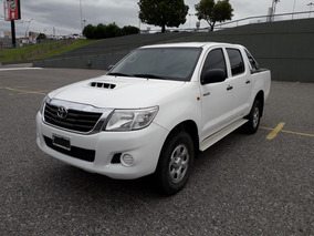 Toyota Hilux 2.5 Cd Dx Pack 120cv 4x2 - H3 2014