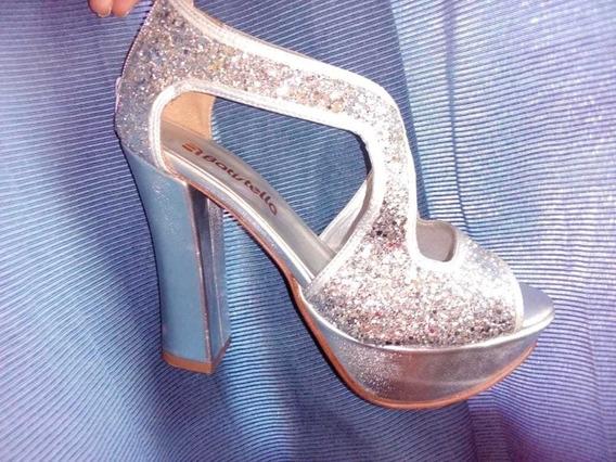 Zapatos Con Taco Batistella