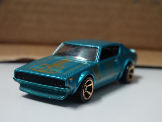 Nissan Skyline H/t 2000gt-r # 68 - Hot Wheels 1:64 Loose