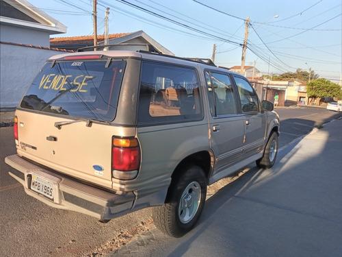 Imagem 1 de 8 de Ford Explorer 4x2 4.0 5portas