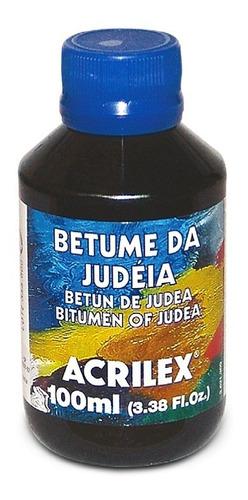 Betún De Judea Acrilex 100ml - Mosca