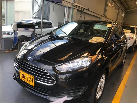 Ford Fiesta Se, 2015, Automatico, 5 Puertas, Sun Roof