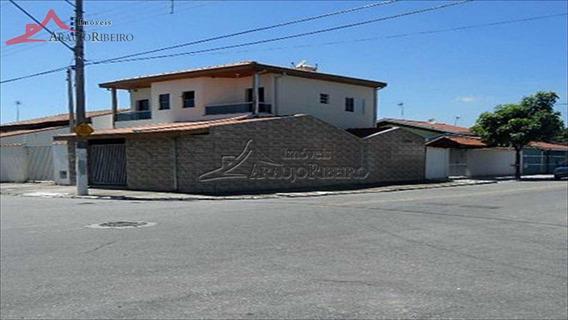 Sobrado Com 2 Dorms, Parque São Cristóvão, Taubaté - V1435