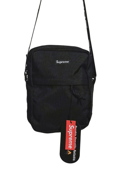 Supreme Shoulder Bag Ss18 Bolsa De Ombro Hype Outfit Hip Hop