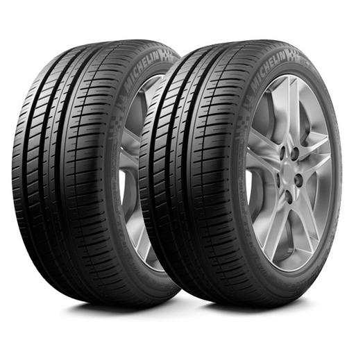 Kit 2 Neumáticos Michelin 285/35zr18 101y Pilot Sport 3 El