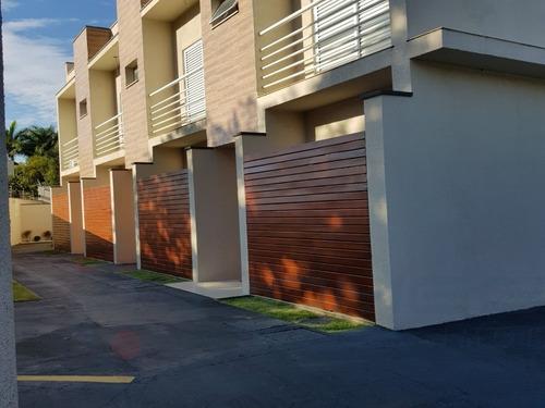 Imagem 1 de 30 de Casa Em Condomínio Fechado No Parque Da Hípica A Venda - Imobiliária Campinas/sp - Ca00686 - 34895688