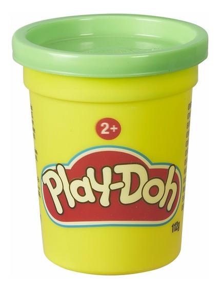 Play Doh Pote De Massinha Verde Hasbro B6756