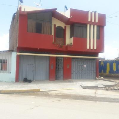 Casa Multifamiliar: 3departamentos, Cochera, Tienda, Terreno