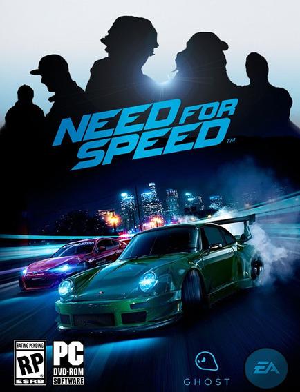 Need For Speed 2015 Pc - 100% Original (origin Key)