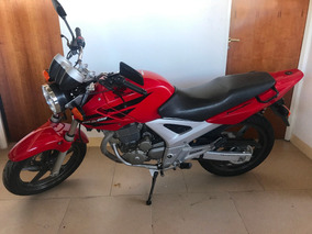Honda Twister 250 ´09