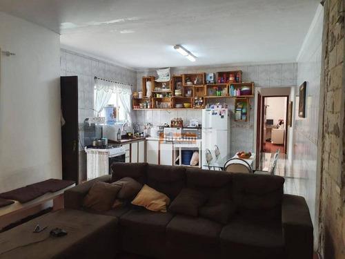 Casa Com 3 Dormitórios À Venda, 157 M²- Paulicéia - São Bernardo Do Campo/sp - Ca1089