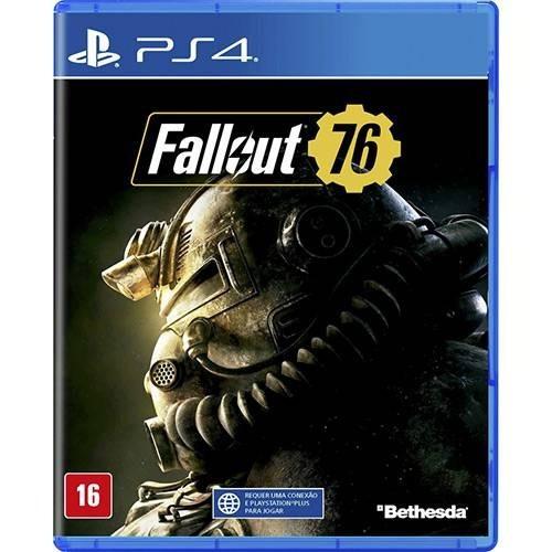 Fallout 76 - Ps4 Mídia Física Em Português
