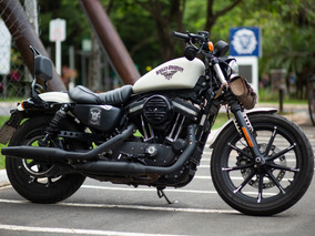 Harley Davidson Sportster Iron 883 2018 Unico Dono