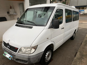 Mercedes-benz Sprinter 313 2010 Completa 130.000km Originais