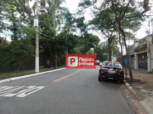 Terreno À Venda, 760 M² Por R$ 3.200.000,00 - Brooklin Velho - São Paulo/sp - Te0307
