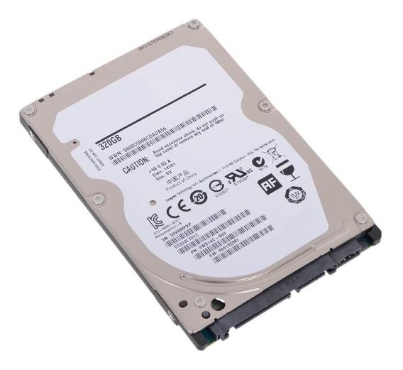 Hd 320 Gb Sata Notebook Dell Alienware Alw14-1869slv
