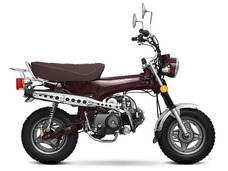 Moto Zanella Hot 90 Shot Tipo Dax Dx Max 0km Urquiza Motos