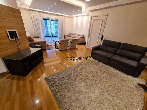 Imagem 1 de 30 de Apartamento Luxuoso, Localização Privilegiada, Proximo Ao Metro Campo Belo, Empreendimento Suntuoso Com Com Lazer - Ap16022